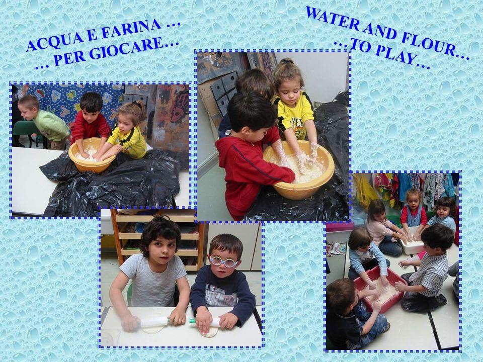 WATER: CONCOTIONS & MIXTURES