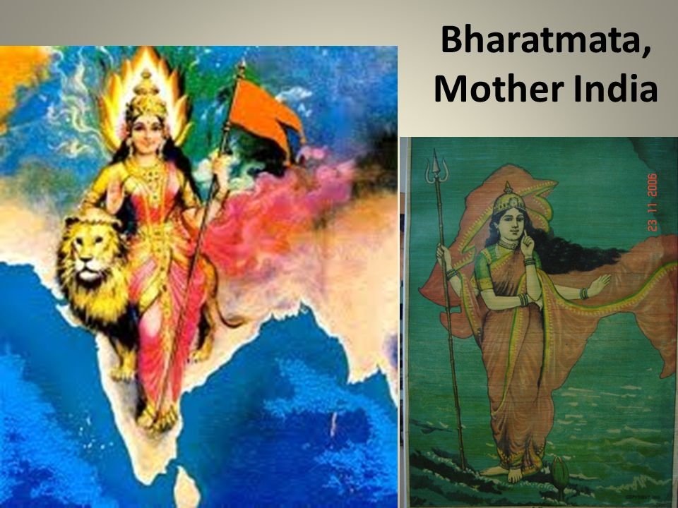 Bharatmata, Mother India