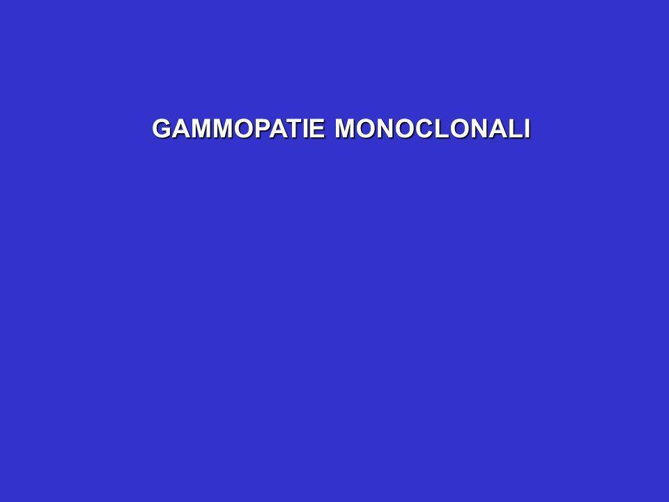 GAMMOPATIE MONOCLONALI