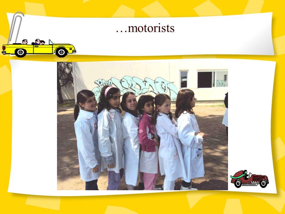 …motorists