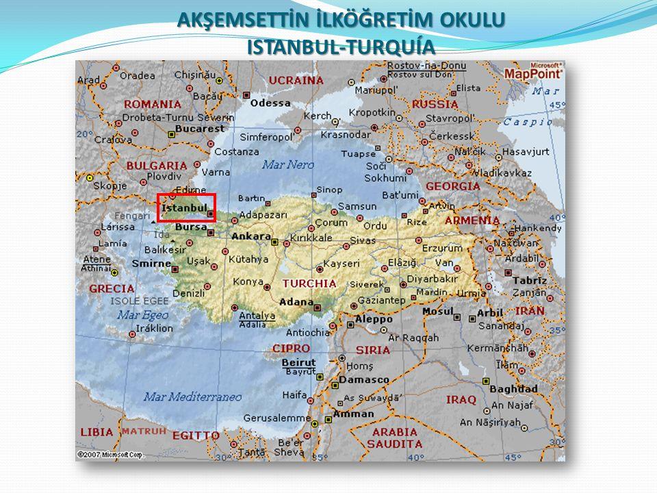 AKŞEMSETTİN İLKÖĞRETİM OKULU ISTANBUL-TURQUÍA