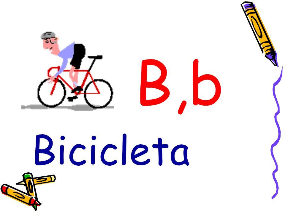 B,b Bicicleta