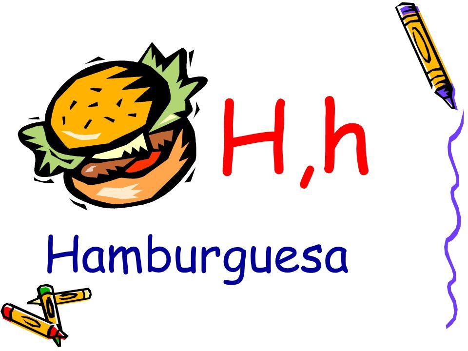 H,h Hamburguesa