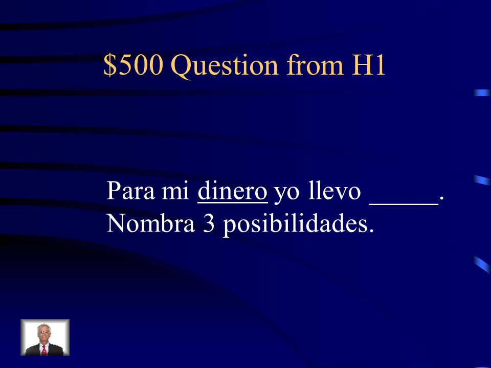 $400 Answer from H1 rebajado Or en liquidación