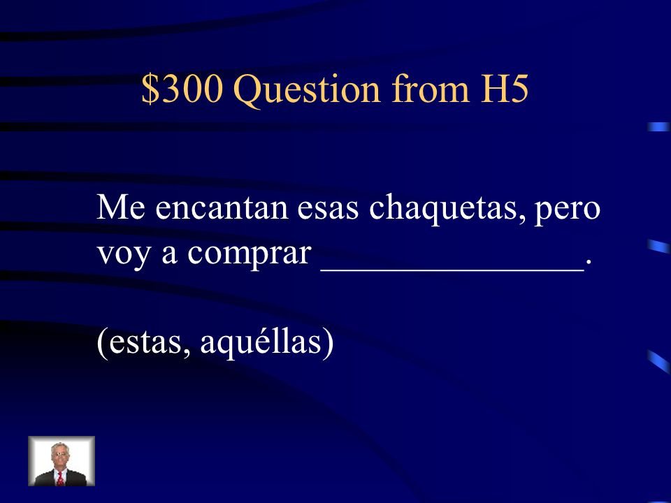 $200 Answer from H5 Esa: no accent because it is used with the noun (blouse) and is not a pronoun.