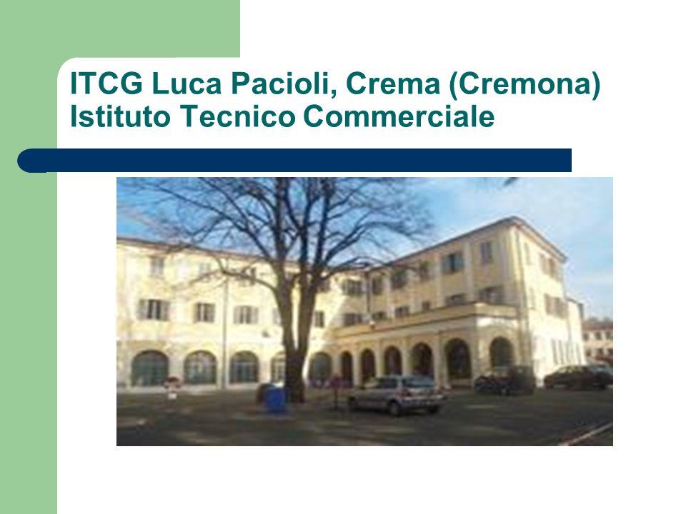 ITCG Luca Pacioli, Crema (Cremona) Istituto Tecnico Commerciale