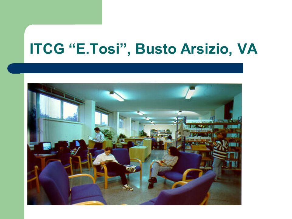 ITCG E.Tosi, Busto Arsizio, VA