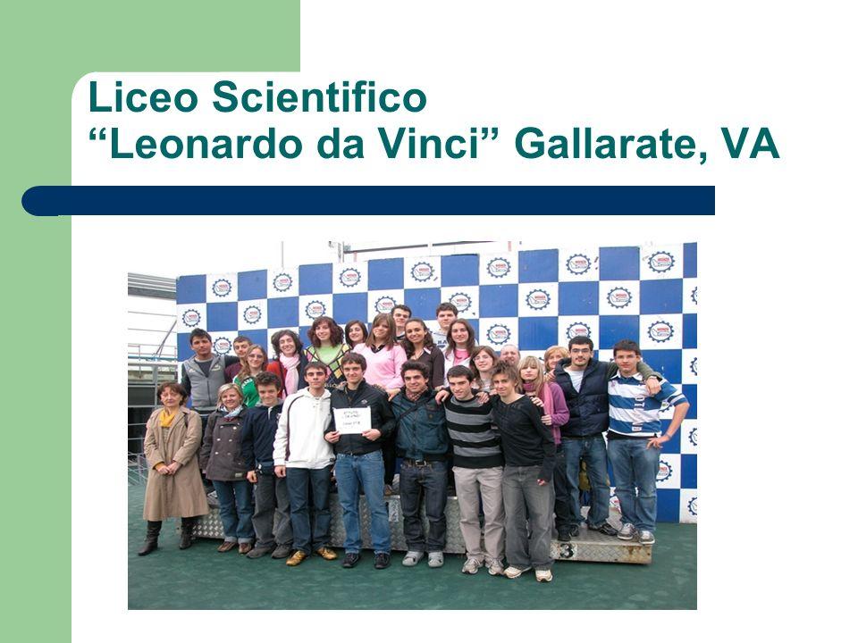 Liceo Scientifico Leonardo da Vinci Gallarate, VA