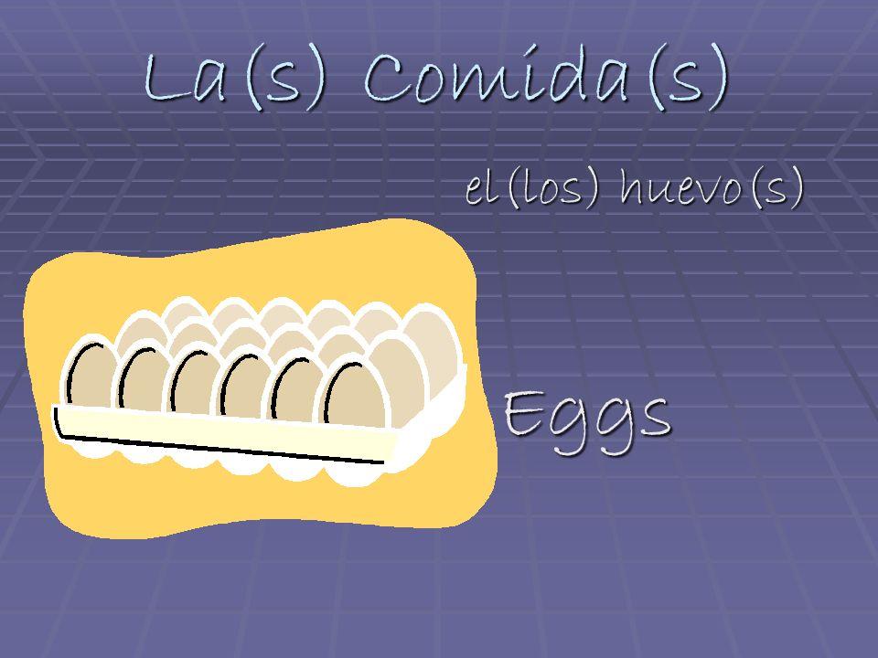 La(s) Comida(s) el(los) huevo(s) el(los) huevo(s) Eggs Eggs
