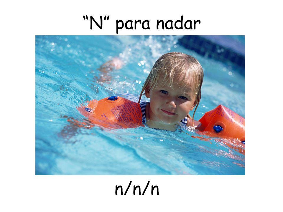 N para nadar n/n/n