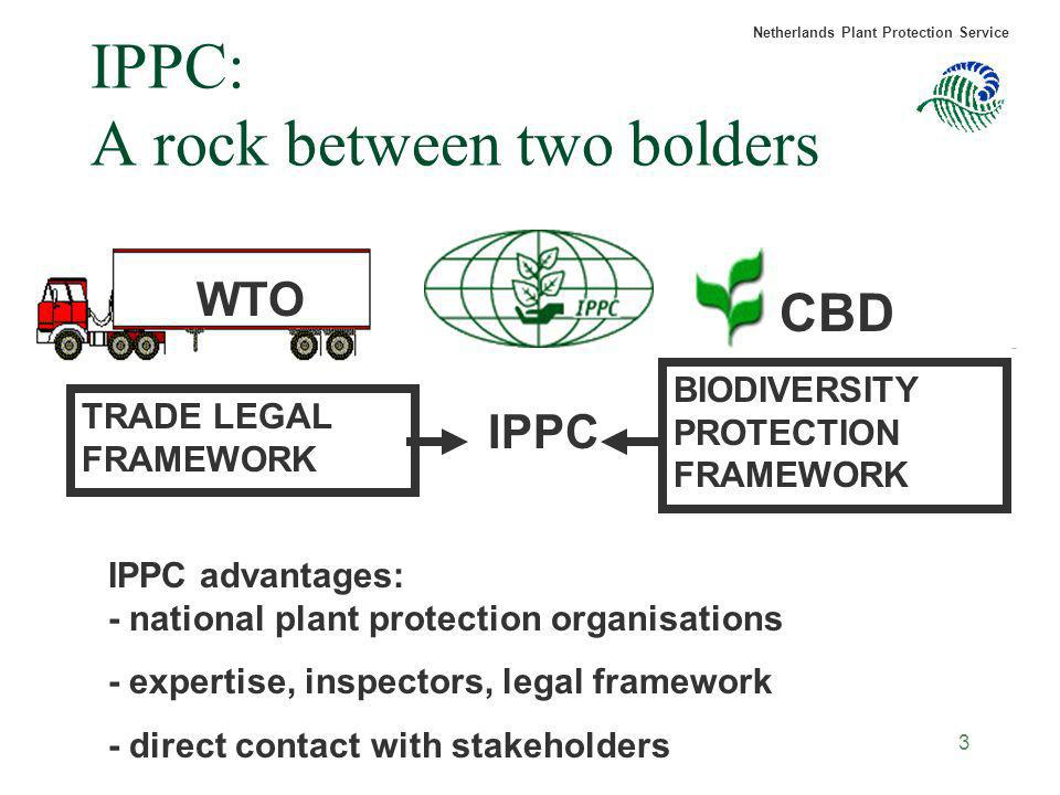 Netherlands Plant Protection Service 14 How to protect plant biodiversity.
