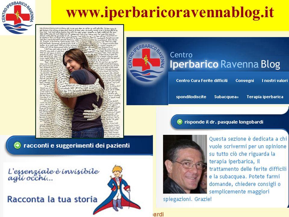 P. Longobardi aster Universitario di II Livello in edicina Subacquea ed Iperbarica www.iperbaricoravennablog.it
