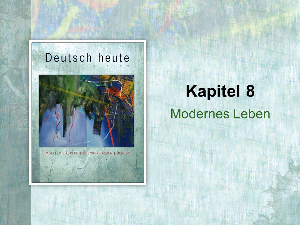Modernes Leben Kapitel 8