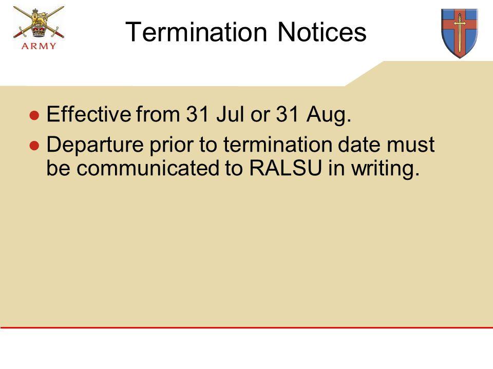 Alteration Notices HQ BFG posts transferring to BI.