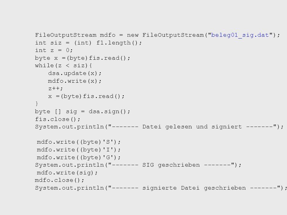 FileOutputStream mdfo = new FileOutputStream(