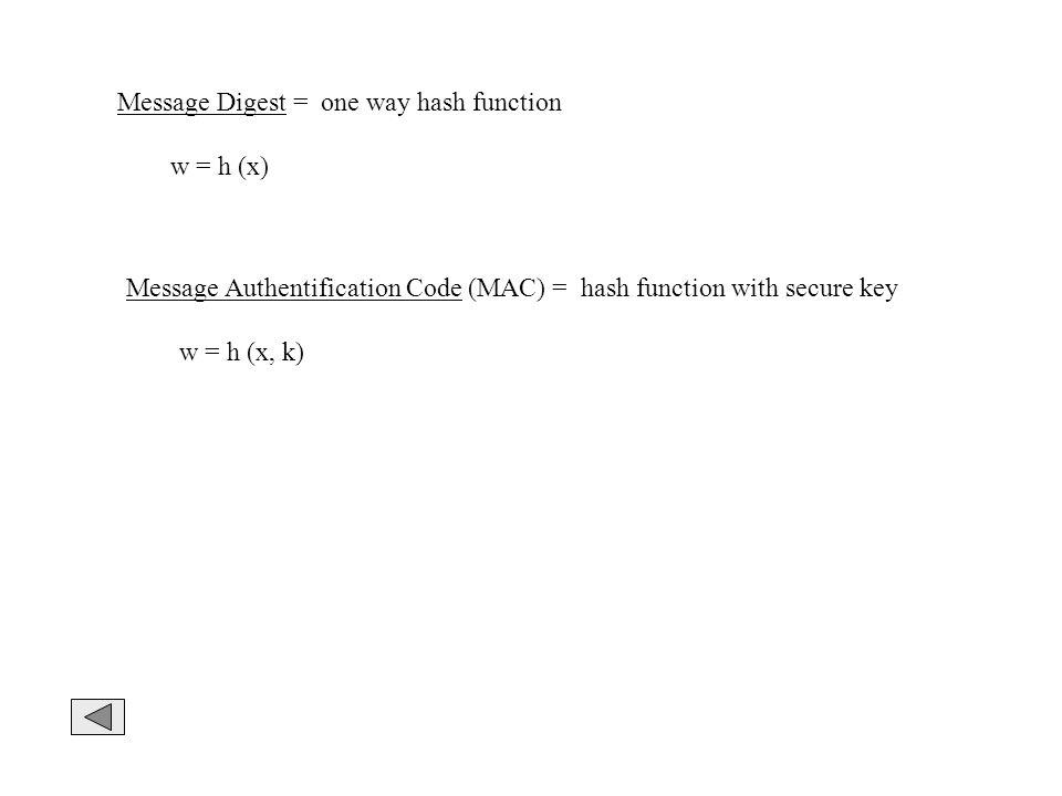 byte [] medi =md.digest(); boolean vergleich=true; for (int k = 0; k<16; k++) if(dig[k]!=medi[k]) vergleich=false; System.out.println( -- Vergleich Message Digest: + vergleich); // Sitzungsschlüssel deserialisieren ------------------------ FileInputStream kfis = new FileInputStream( i:/Prakt/fritzsch/Sicherheit/chiffkey.dat ); ObjectInputStream keyin = new ObjectInputStream(kfis); SecretKey desKey=(SecretKey)keyin.readObject(); System.out.println( -- Sitzungsschluessel deserialisiert );