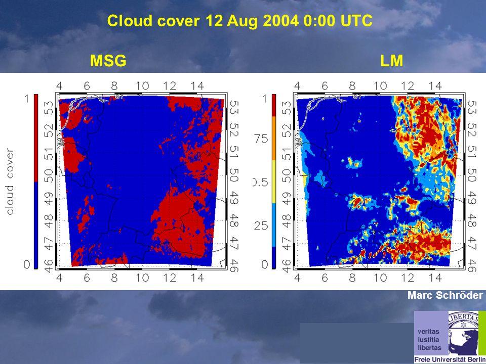 Cloud cover 12 Aug 2004 0:00 UTC MSGLM Marc Schröder