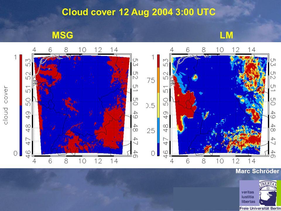Cloud cover 12 Aug 2004 3:00 UTC MSGLM Marc Schröder