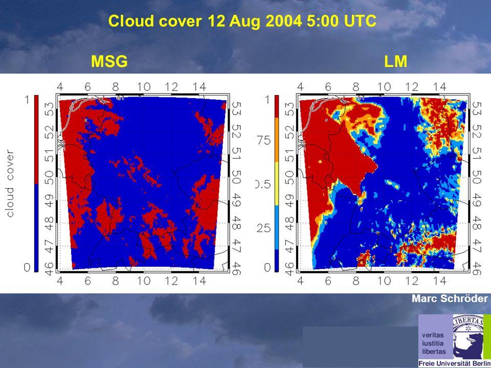 Cloud cover 12 Aug 2004 5:00 UTC MSGLM Marc Schröder