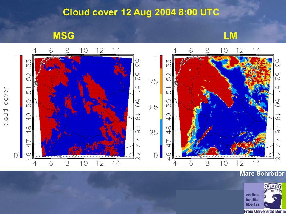Cloud cover 12 Aug 2004 8:00 UTC MSGLM Marc Schröder