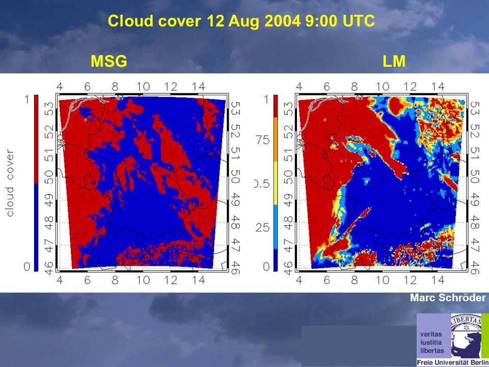Cloud cover 12 Aug 2004 9:00 UTC MSGLM Marc Schröder