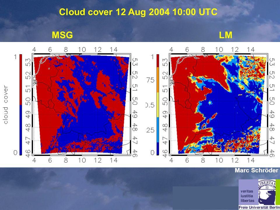 Cloud cover 12 Aug 2004 10:00 UTC MSGLM Marc Schröder