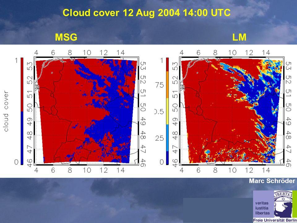 Cloud cover 12 Aug 2004 14:00 UTC MSGLM Marc Schröder