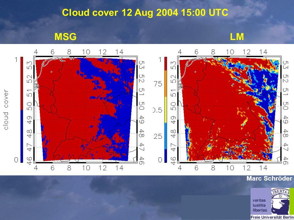 Cloud cover 12 Aug 2004 15:00 UTC MSGLM Marc Schröder