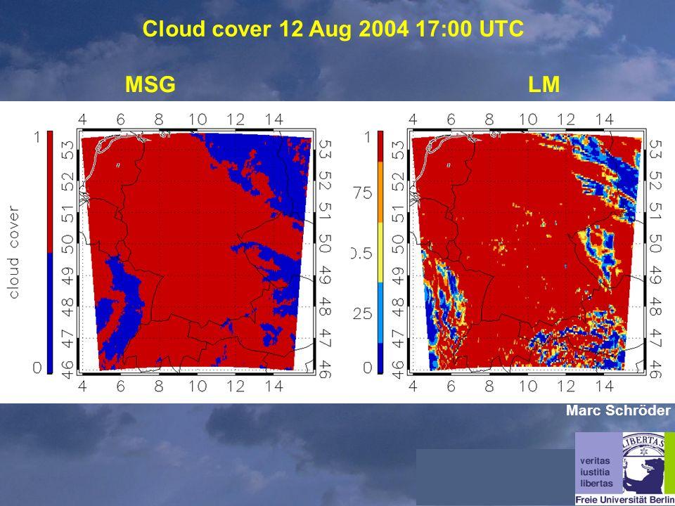 Cloud cover 12 Aug 2004 17:00 UTC MSGLM Marc Schröder