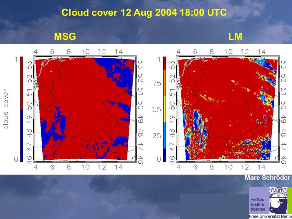 Cloud cover 12 Aug 2004 18:00 UTC MSGLM Marc Schröder