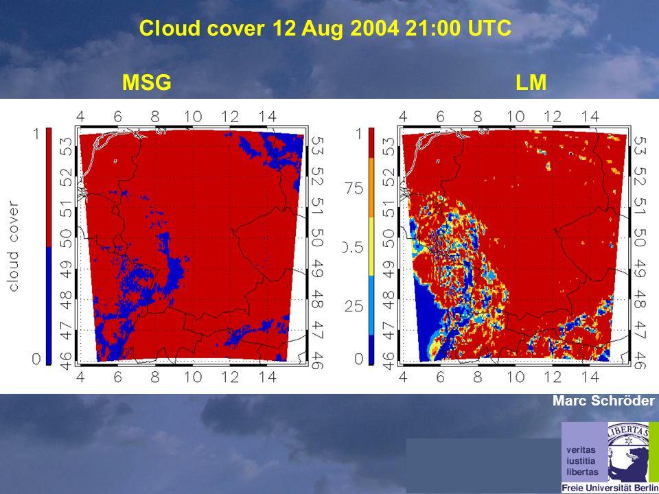 Cloud cover 12 Aug 2004 21:00 UTC MSGLM Marc Schröder