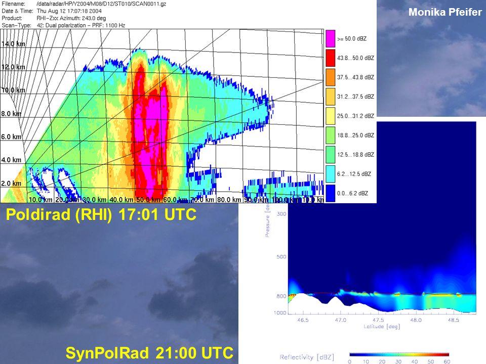 Monika Pfeifer Poldirad (RHI) 17:01 UTC SynPolRad 21:00 UTC