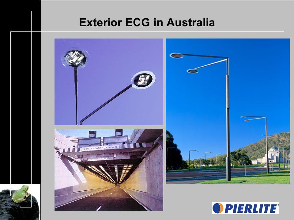 Exterior ECG in Australia