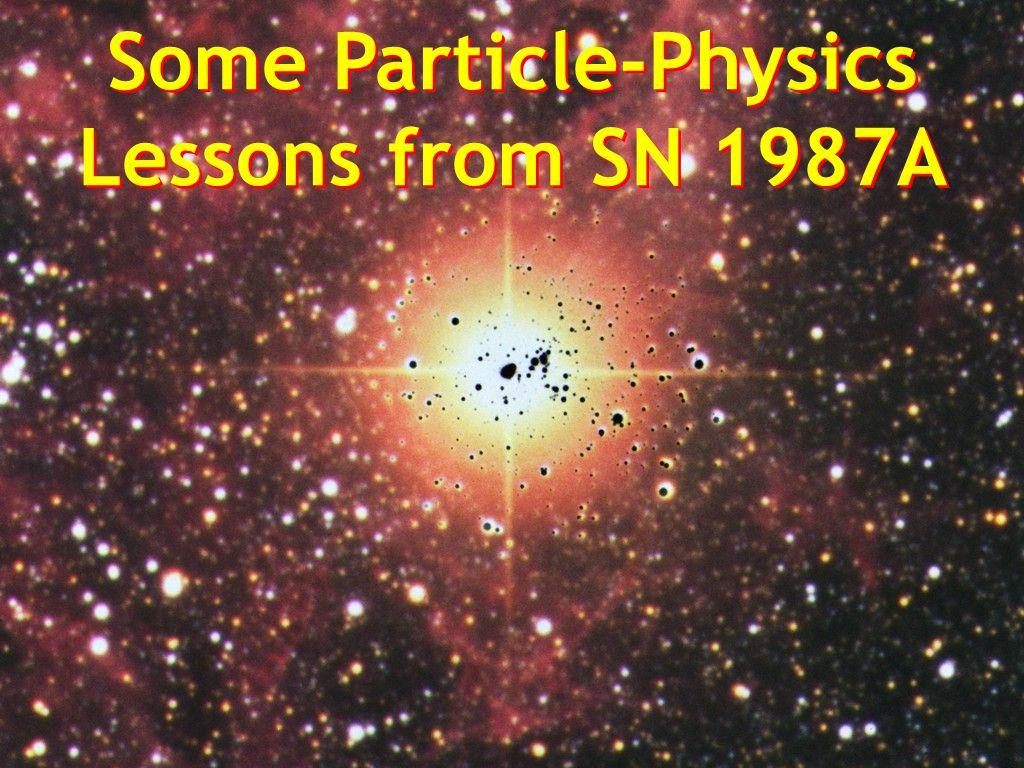 Georg Raffelt, Max-Planck-Institut für Physik, München, Germany Neutrino Physics & Astrophysics, 17-21 Sept 2008, Beijing, China Supernova Neutrinos 2