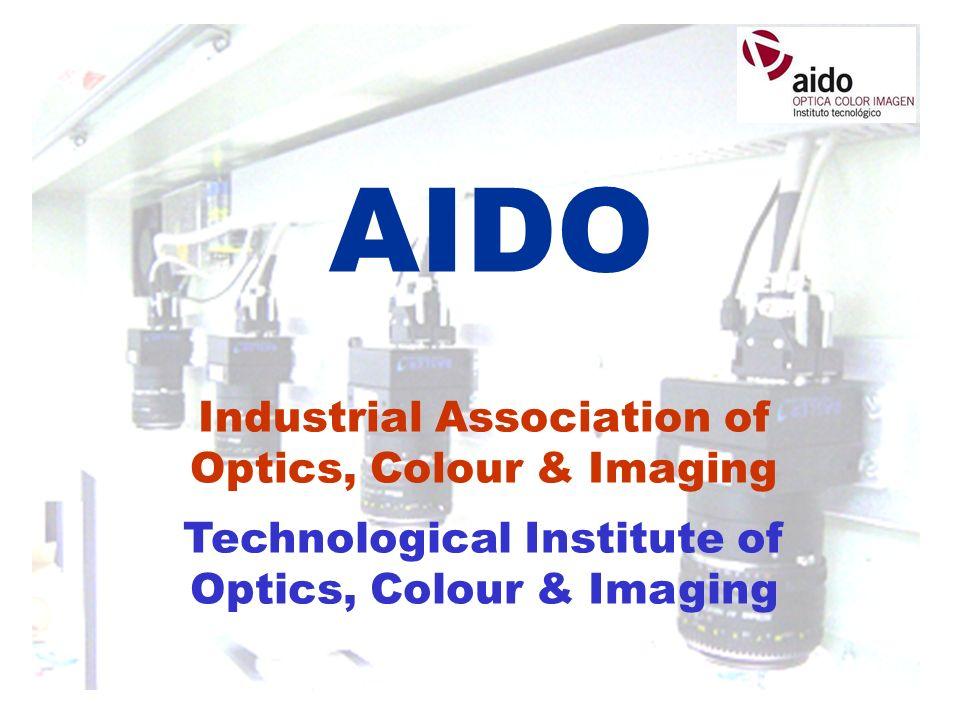 Industrial Association of Optics, Colour & Imaging Technological Institute of Optics, Colour & Imaging