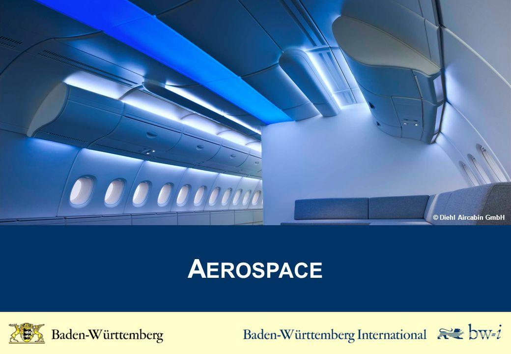 A EROSPACE © Diehl Aircabin GmbH