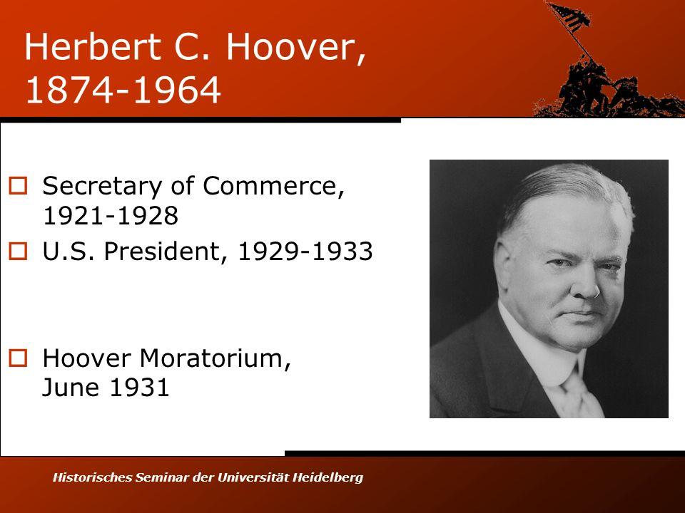 Historisches Seminar der Universität Heidelberg Herbert C.