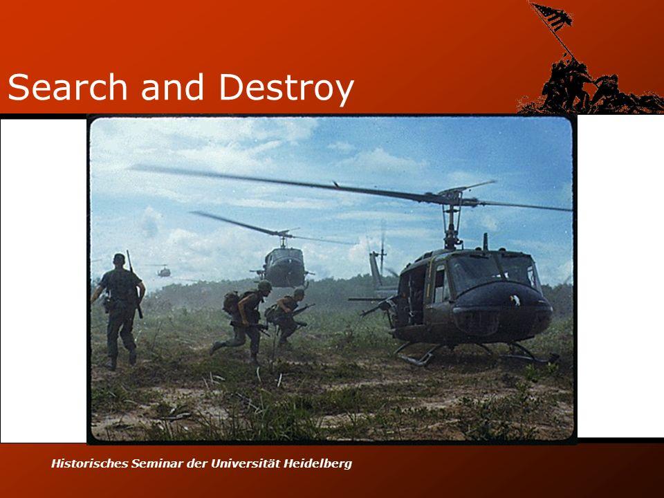 Historisches Seminar der Universität Heidelberg Search and Destroy