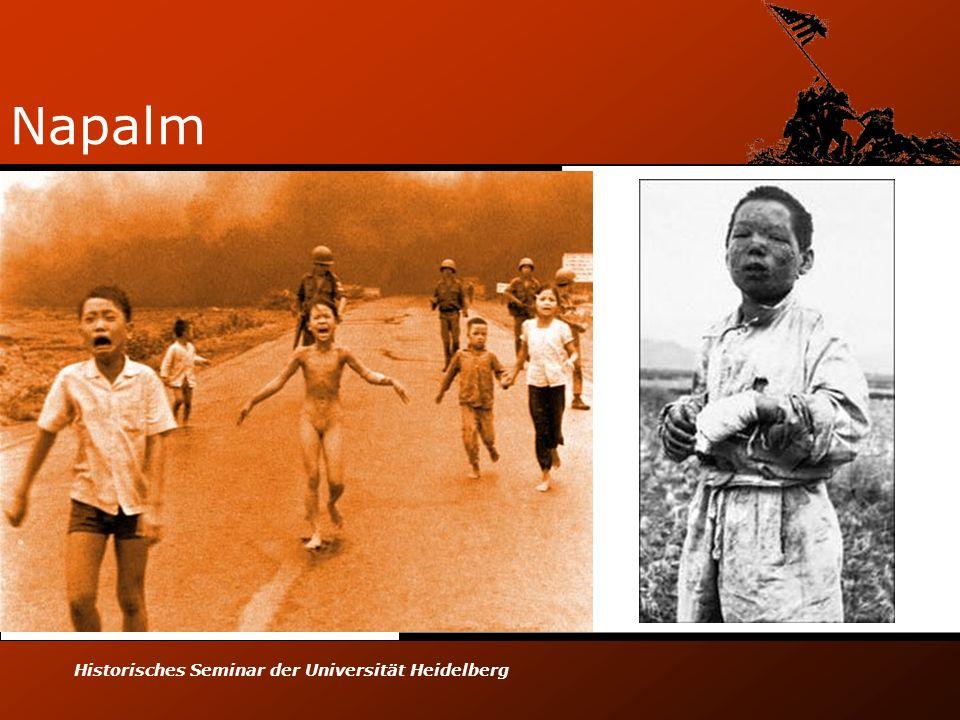 Historisches Seminar der Universität Heidelberg Napalm