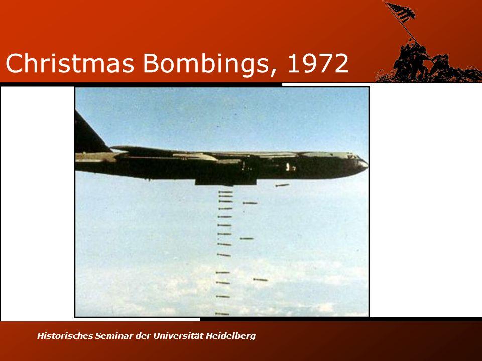 Historisches Seminar der Universität Heidelberg Christmas Bombings, 1972