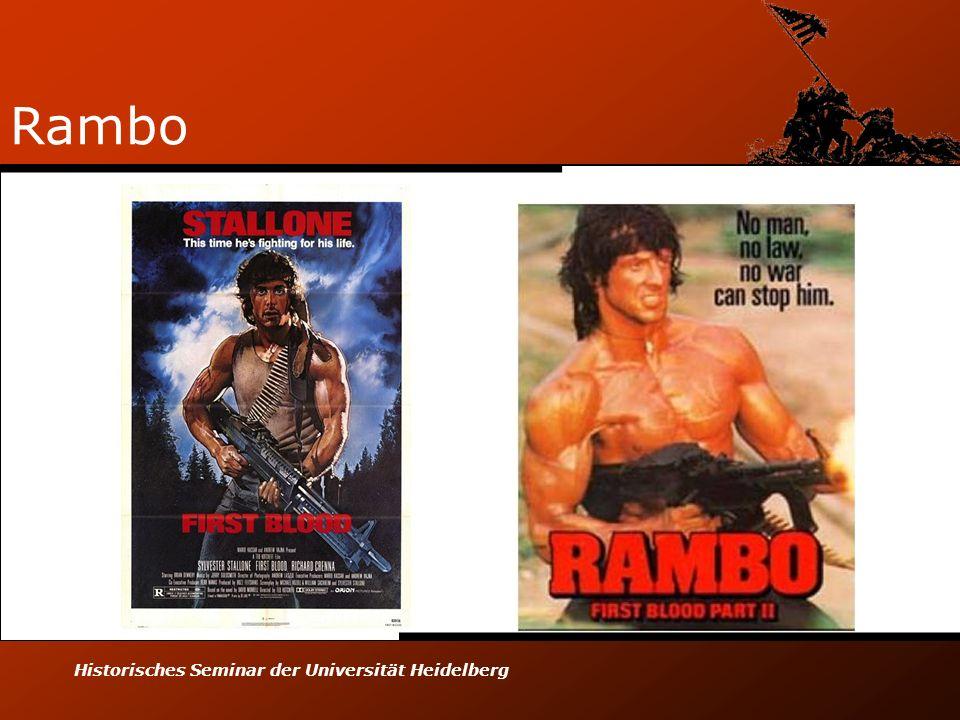Historisches Seminar der Universität Heidelberg Rambo