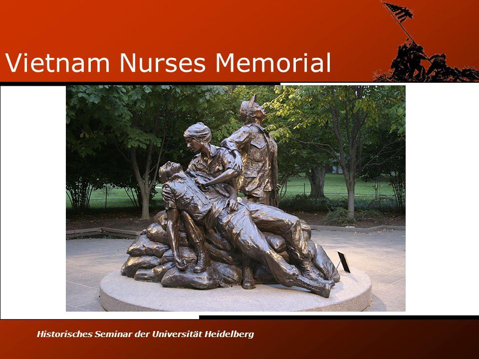 Historisches Seminar der Universität Heidelberg Vietnam Nurses Memorial