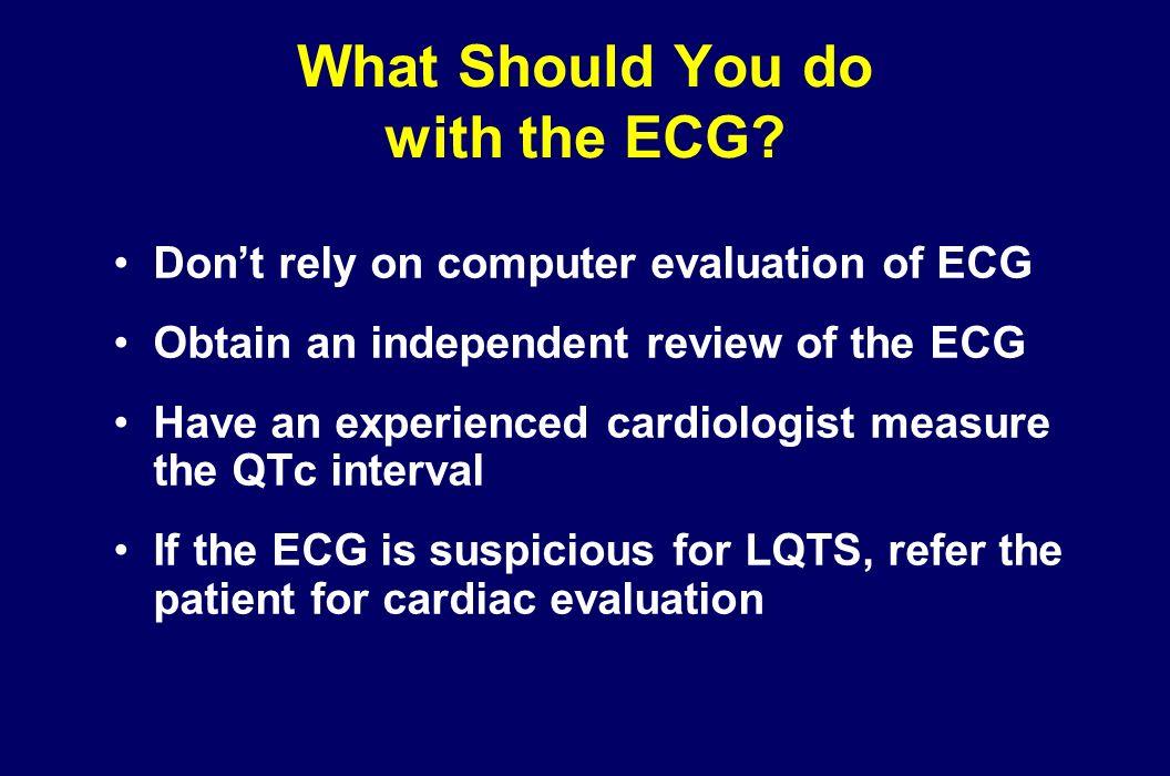 Additional LQTS ECG Patterns