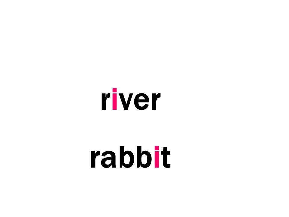 river rabbit