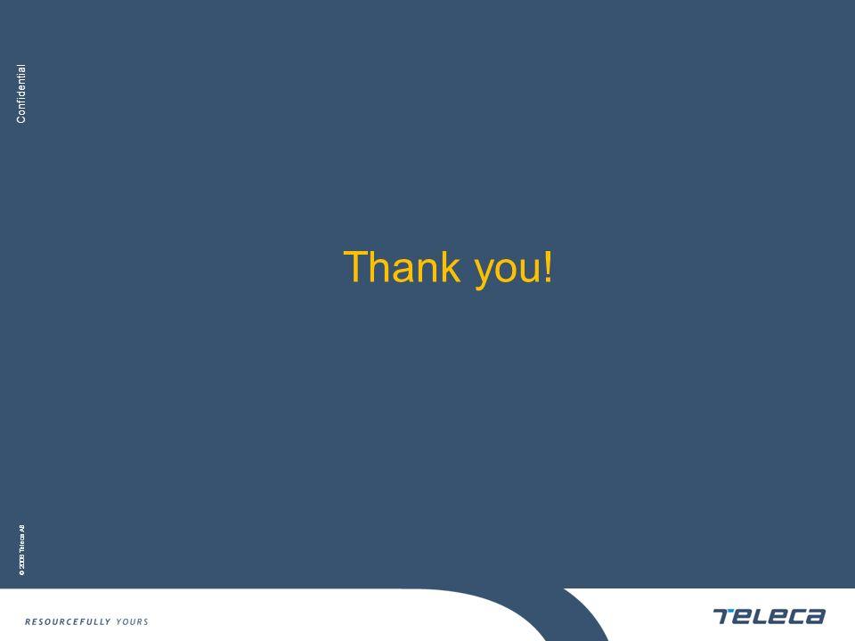 Confidential © 2008 Teleca AB Thank you!