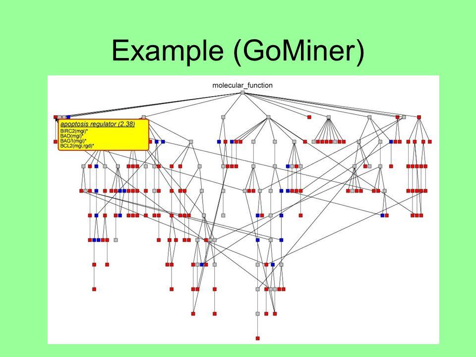Example (GoMiner)