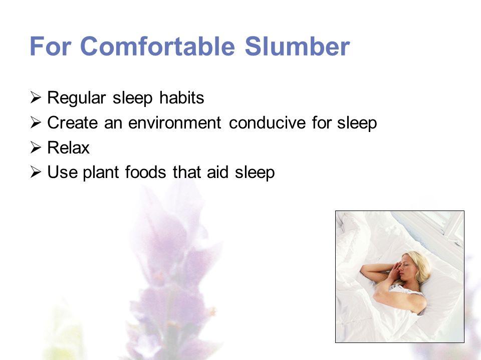 Plant Foods that Aid Sleep Lavender Passion fruit Chrysanthemum Huang-Qin