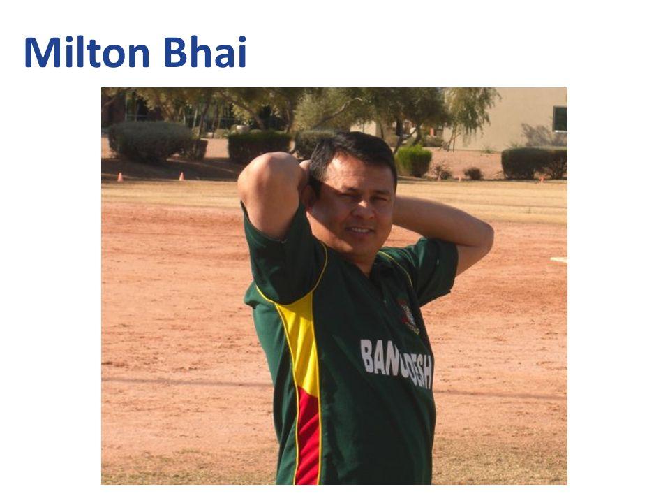 Milton Bhai