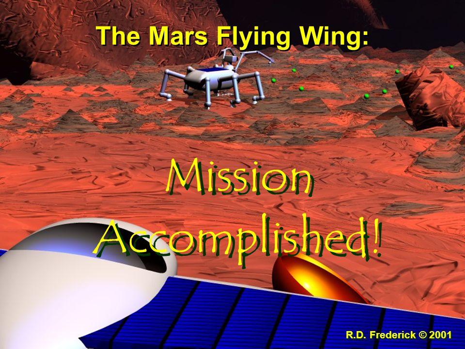 Mars Glider Movie: