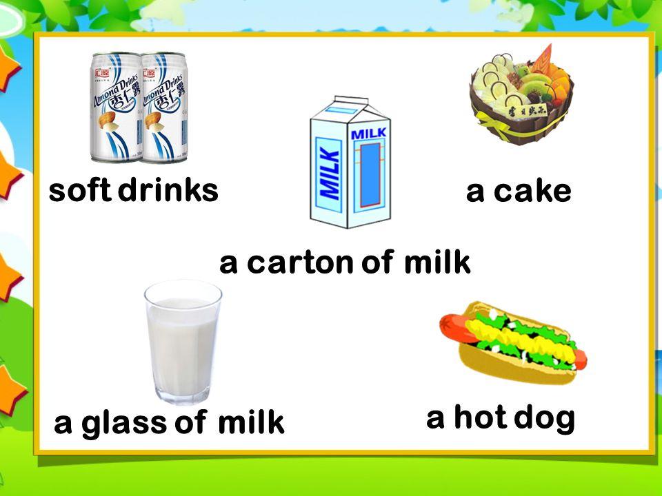 a carton of milk a glass of milk